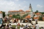 20-22 июня 2014 – Праздник Красной розы в Чешском Крумлове